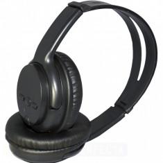 Casti XK-5800 Stereo cu Acumulator, Slot de Card Micro Sd si Radio Fm - Casca PC, USB