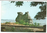 @carte postala(ilustrata) -DROBETA TURNU SEVERIN-Piciorul podului, Necirculata, Printata