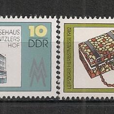 D.D.R.1982 Targul de toamna Leipzig CD.1234 - Timbre straine, Nestampilat