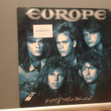 EUROPE - OUT OF THIS WORLD(1988/ CBS REC /HOLLAND) - disc Vinil/ROCK/Impecabil