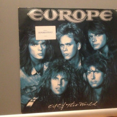 EUROPE - OUT OF THIS WORLD(1988/ CBS REC /HOLLAND) - disc Vinil/ROCK/Impecabil - Muzica Rock Columbia