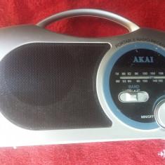 RADIO AKAI ELE10321, CU PROBLEME DE FUNCTIONARE ! - Aparat radio
