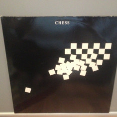 CHESS (B. Andersson/B.Ulvaeus/T.Rice-ABBA)-(RCA/1984/RFG) -2 SET Vinil/Impecabil - Muzica Pop rca records