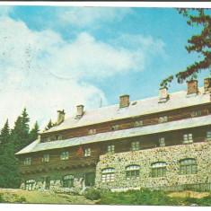 @carte postala(cod 2156/76) - HARGHITA BAI-VEDERE - Carte Postala Transilvania dupa 1918, Circulata, Printata