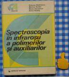 Spectroscopia in infrarosu a polimerilor si auxiliarilor Simona Badilescu