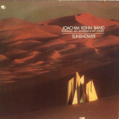 J.KUHN BAND feat J.AKKERMAN - SUNSHOWER(1978/ATLANTIC/RFG) -Vinil/JAZZ/Impecabil - Muzica Jazz warner