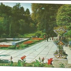 @carte postala(ilustrata) -GOVORA-vedere - Carte Postala Oltenia dupa 1918, Circulata, Printata