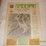 revista  Fotbal     10  08  1966