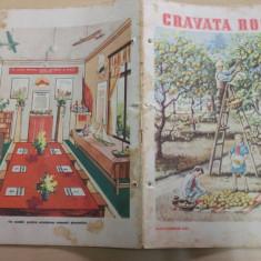 Cravata Rosie nr. 20/ 1953 - Revista scolara