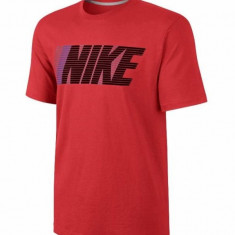 Tricou Nike Stripe-Tricou original Original-Tricou Barbat-Marimea XXL - Tricou barbati Nike, Culoare: Din imagine