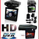 Sistem Video Auto Camera Supravegere Portabila Inregistrare Hd