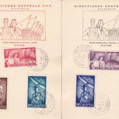 ROMANIA 1948, LP 49, OSP PRIMA ZI - Timbre Romania, Stampilat