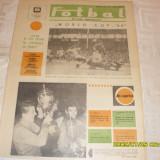 revista  Fotbal     21 07  1966