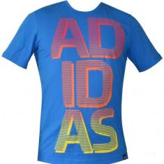 Tricou Adidas Logo-Tricou Original Original-Tricou Barbat-Marimea L - Tricou barbati Nike, Marime: L, Culoare: Din imagine