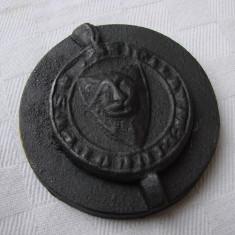 Reproducere sigiliu suedez din fonta, anii 1360