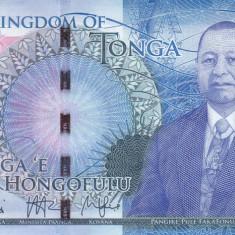 Bancnota Tonga 10 Pa'anga (2015) - PNew UNC