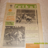 revista  Fotbal     13  07  1966