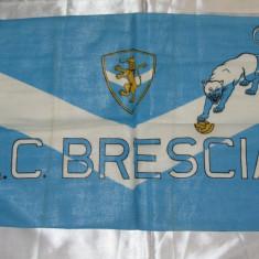 Steag fotbal - AC BRESCIA (dimensiuni 69 x 45 cm)