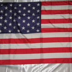 Steag-drapel SUA (Statele Unite ale Americii - dimensiuni 152 x 88 cm) - Steag fotbal