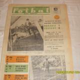 revista  Fotbal      22  06  1966