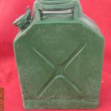 Obiect colectie decor-WW2 CANISTRA militara datata anul 1942 - Metal/Fonta