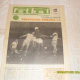 revista  Fotbal     6  07  1966