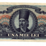 1000 LEI 1948 aUNC - Bancnota romaneasca