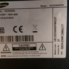 LED Samsung UE32D5000 Full HD - Piese TV
