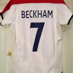 Tricou umbro original, echipament original anglia 2003/2005 beckham - Set echipament fotbal, S
