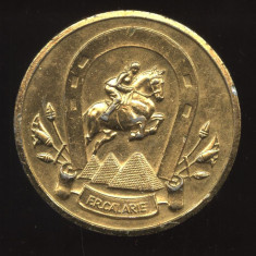MEDALIA CUPA FEDERATIEI DE CALARIE - Medalii Romania