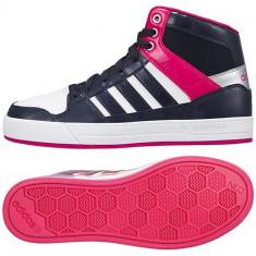 Ghete originale fete Adidas NEO - Adidasi dama, Culoare: Din imagine, Marime: 38, 38 2/3, Piele naturala