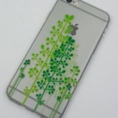 Husa Ultra Thin Design FOREST Apple iPhone 5G / 5S / SE - Husa Telefon Apple, iPhone 5/5S/SE