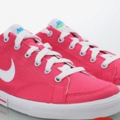 Tenisi originali NIKE CAPRI LACE - Tenisi dama Nike, Culoare: Roz, Marime: 38, 38.5, Textil