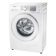 Samsung Masina de spalat rufe WF60F4EDW2W Eco Bubble, incarcare frontala, 6 kg, 1200 RPM+ detergent Vizir - Masini de spalat rufe
