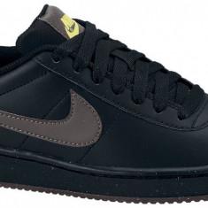 Adidasi originali copii NIKE BRUTEZ - Adidasi copii Nike, Marime: 35.5, Culoare: Negru, Unisex, Piele naturala
