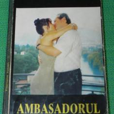 Ambasadorul - Floriana Jucan. Carte cu autograf (4008 - Roman dragoste