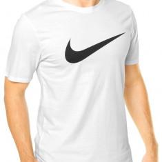 Tricou Nike Top Chest Swoosh-Tricou original Original-Tricou Barbat - Tricou barbati Nike, Marime: S, M, L, XL, Culoare: Din imagine, Maneca scurta