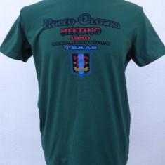 Tricou SHONL by Dsquared2 - Tricou barbati, Marime: M/L, Culoare: Verde, Maneca scurta