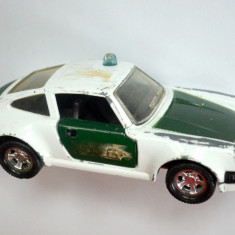 Macheta Matchbox Superkings K- 70 Porshe Turbo - Macheta auto Matchbox, 1:50