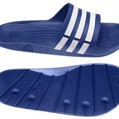Slapi, Papuci Adidas Duramo Slide-Slapi originali, Papuci Plaja G14309 - Papuci barbati Adidas, Marime: 44, 44.5, 46, Culoare: Din imagine