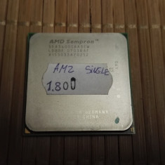 Procesor PC AMD Sempron 3400+ SDA3400IAA3CW 1, 8GHz Socket AM2, Numar nuclee: 1, 1.0GHz - 1.9GHz