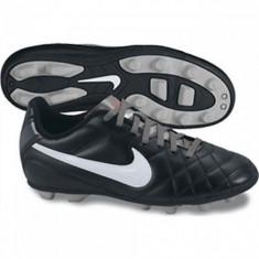 Ghete fotbal originale NIKE JR TIEMPO, Marime: 35, 35.5, 36, 36.5, Culoare: Din imagine, Copii, Iarba: 1