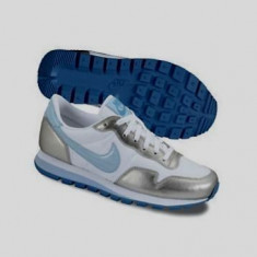 Adidasi originali NIKE METRO PLUS - Adidasi copii Nike, Marime: 35.5, Culoare: Din imagine, Unisex, Piele naturala