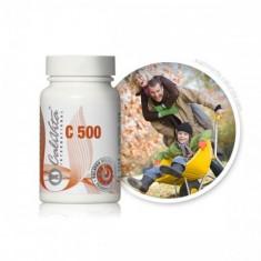 Vitamina C 500 mg - (100 Tablete) Calivita - Vitamine/Minerale