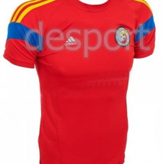 Tricou Adidas - Nationala Romaniei - Romania - Culori diverse - Pret Special - Tricou barbati, Marime: S, M, L, XL, XXL, Culoare: Bleumarin, Rosu