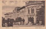 CRAIOVA , LICEUL CAROL I, Necirculata, Printata