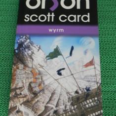 WYRM - Orson Scott Card (3002 - Carte SF