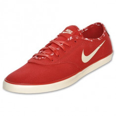 Tenisi originali NIKE STRALET - Tenisi dama Nike, Culoare: Rosu, Marime: 36, 36.5, 38, 38.5, Textil