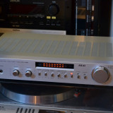 Amplificator AKAI AM U22 silver --perfect-- - Amplificator audio