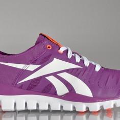 Adidasi originali REEBOK REAL FLEX - Adidasi dama Reebok, Culoare: Din imagine, Marime: 38, 38.5, 39